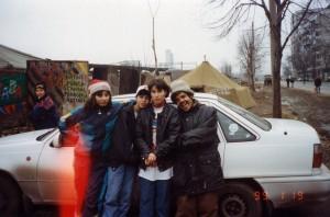 ΙΑΝΟΥΑΡΙΟΣ 1999 Ρουμανία